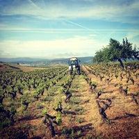 Photo taken at Triacastela by Losada Vinos de Finca B. on 6/5/2014