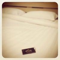 Photo taken at Hotel Tachileik(Bagalow) by Tena P. on 4/19/2014