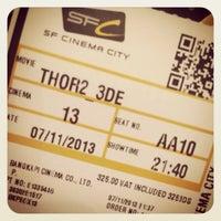 Photo taken at SF Cinema City by Tena P. on 11/7/2013