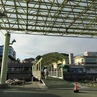 Photo taken at 淡路ジェノバライン 岩屋乗り場 by まつやま 旅. on 8/6/2016