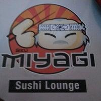 Foto tirada no(a) Seu Miyagi Sushi Lounge por Carlos Eduardo M. em 2/3/2013