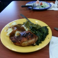 Photo taken at Golden Corral by Jonathan S. on 12/7/2012