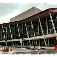 Photo taken at Hobby Center for the Performing Arts by Paul D. on 2/9/2013