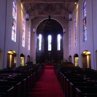 Photo taken at Lois Perkins Chapel by Paul D. on 8/24/2014