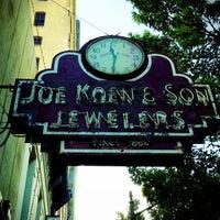 Photo taken at Joe Koen & Son Jewelers by Paul D. on 12/11/2012