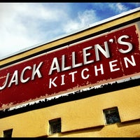 Photo taken at Jack Allen's Kitchen by Paul D. on 1/11/2013