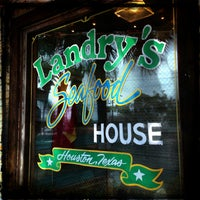 Photo taken at Landry's Seafood House by Paul D. on 2/10/2013