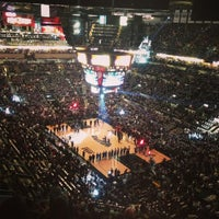 Photo taken at AT&T Center by Paul D. on 6/12/2013