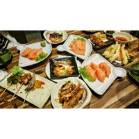 Photo taken at Senki Japanese Restaurant by Lim M. on 4/27/2015