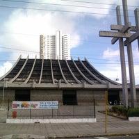Photo taken at Catedral Metropolitana de Nossa Senhora da Apresentação by Erik M. on 12/4/2012