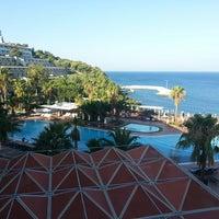 7/28/2013 tarihinde Ezgi I.ziyaretçi tarafından Pine Bay Holiday Resort'de çekilen fotoğraf