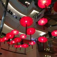 Photo Taken At The Great India Place Mall TGIP By Kartik G On