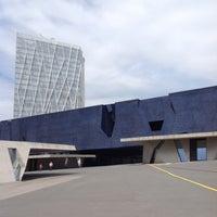 Foto tomada en Museu Blau por Andrey B. el 5/9/2013