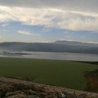 Photo taken at Boğazköy Barajı by Polat D. on 12/27/2012