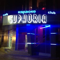 Photo taken at Euphoria by Алексей Р. on 1/31/2013