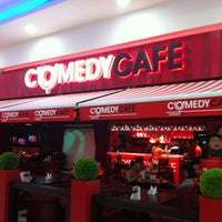 Photo taken at Comedy cafe by Dmitry I. on 6/9/2013