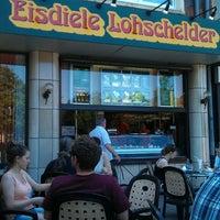 Photo taken at Eisdiele Lohschelder by Jens S. on 7/7/2013