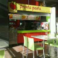 Photo taken at Pronta Pasta by David G. on 6/9/2013