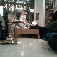 Photo taken at Gamla Stans Te & Kaffe Salong by James R. on 12/1/2012