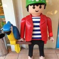 Photo taken at Playmobil FunPark by Michalis K. on 9/14/2013