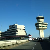 """Das Foto wurde bei Flughafen Berlin-Tegel """"Otto Lilienthal"""" (TXL) von Sven D. am 7/7/2013 aufgenommen"""