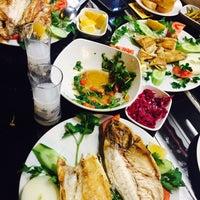 Photo taken at Köşem Balık Restaurant by Ali C. on 2/17/2018
