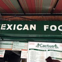 Photo taken at Cactus Mexican Food by Nikki I. on 12/27/2012