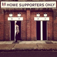 Photo taken at Craven Cottage by Simon on 10/22/2013