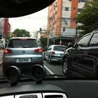 Photo taken at Rua João Cachoeira by Roslaine G. on 11/5/2012