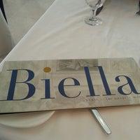 Photo taken at Biella - Italian Ristorante Café by Omar B. on 2/23/2013
