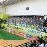 Foto tirada no(a) Pavilhão Multiusos Odivelas por Miguel T. em 6/16/2013