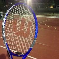 Photo taken at Tenis Kortu by mevlana c. on 11/13/2013
