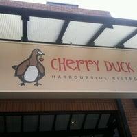 Photo taken at Cherry Duck Bistro by Boldi P. on 7/27/2013