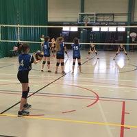 Photo taken at Sporthal Poperinge by Lydie on 3/11/2018