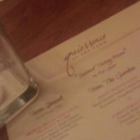 Photo taken at Quiessence Restaurant by Charles C. on 2/7/2014