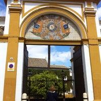 Photo taken at Palacio de las Dueñas by Anler7 on 3/30/2014