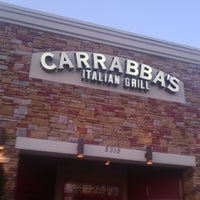 Photo taken at Carrabba's Italian Grill by Andy L. on 2/15/2014