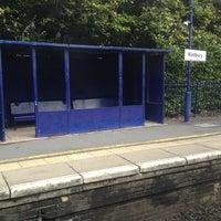Photo taken at Kintbury Railway Station (KIT) by Steve K. on 4/10/2013