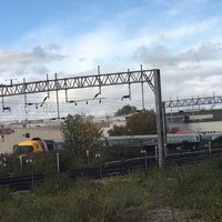 Photo taken at The Crewe Heritage Centre by Steve K. on 10/12/2017
