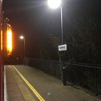 Photo taken at Kintbury Railway Station (KIT) by Steve K. on 3/23/2018