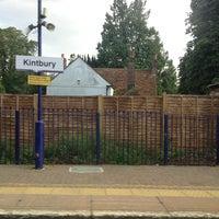 Photo taken at Kintbury Railway Station (KIT) by Steve K. on 8/26/2013