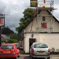 Photo taken at The Red Lion by Steve K. on 7/5/2014