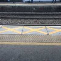 Photo taken at Platform 2 by Steve K. on 11/8/2014