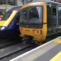 Photo taken at Platform 2 by Steve K. on 2/24/2017