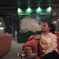 Снимок сделан в Мята Lounge Лубянка пользователем Nelya P. 6/24/2017