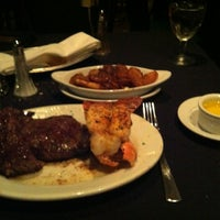 Photo taken at Ruth's Chris Steak House by Percy C. on 10/29/2012