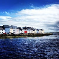 Photo taken at Claddagh Quay by Dr. Nelepko on 5/18/2014