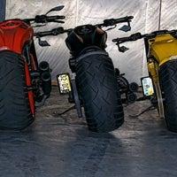 Photo taken at Mabua Harley-Davidson by Toto S. on 6/21/2013