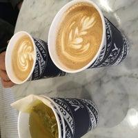 5/29/2017 tarihinde Sehyun L.ziyaretçi tarafından Variety Coffee Roasters'de çekilen fotoğraf