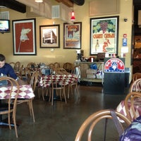 Photo taken at U.S. Pizza Co. by Logan C. on 5/7/2013